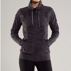 Lululemon Cool Down Jacket Reversible Tencel